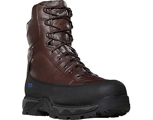 Danner 15523 Men's Vandal GTX Safety Toe Insulated Boot Brown/Black 10 M US