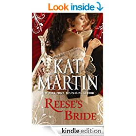 Reese's Bride (Mills & Boon M&B) (The Bride Trilogy - Book 2)