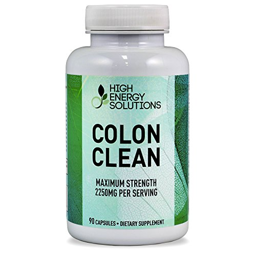 Colon-Clean-Maximum-Strength-2250mg-Detox-Colon-Cleanse-Probiotic-Enhanced-Flushes-Toxins-Waste-Optimizes-Digestion-Boost-Energy-Supports-Weight-Loss-90-Capsules-100-Guarantee