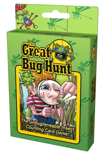 The Great Bug Hunt Card Game