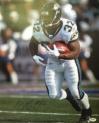 Maurice Jones-Drew Jacksonville Jaguars Autographed 16x20 Photo - Authentic Signed NFL Photos