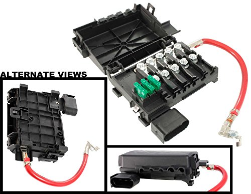 apdty 035791 fuse box assembly battery mounted w  new fuses Navy Blue New Beetle 2005 2005 New Beetle Problems