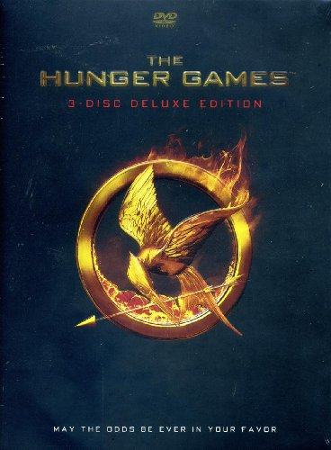 The Hunger Games 3-Disc Deluxe Edition with 45 Minutes of Exclusive Content on Tribute Video Diaries, Stories from the Tributes, On-set Photo Galleries and More