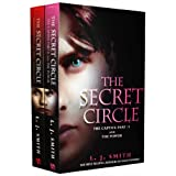 Secret Circle Collection 2 Books (4 Volumes) Set Pack (The Initiation and the Captive Part 1, The Captive Part 2 and the Power) (Secret Circle Collection)by L. J. Smith