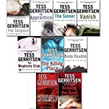 Tess Gerritsen Rizzoli & Isles series collection 9 Books set. (The Surgeon, the Apprentice, the Sinner, Body Double, Vanish, Keeping the Dead, the Killing Place, the Mephisto Club & the Silent Girl)