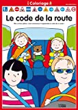 Coloriage Code de la Route 1