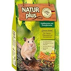Natur Plus Goldhamster- und Zwerghamsterfutter 700g