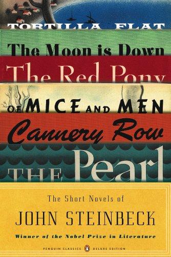 John Steinbeck - The Short Novels of John Steinbeck