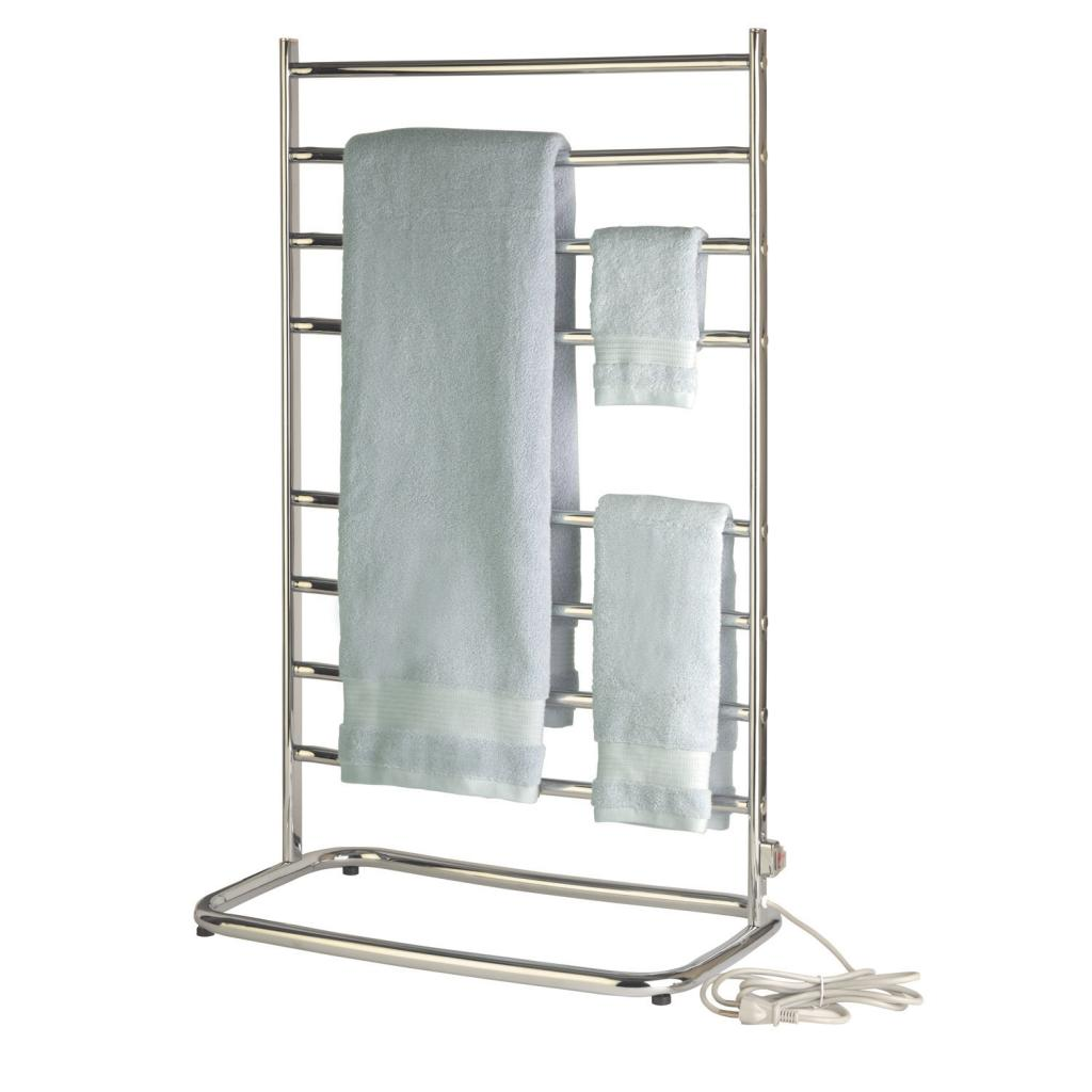Warmrails Freestanding Towel Bar Warmer Drying Rack