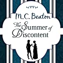 Summer of Discontent Audiobook by M. C. Beaton Narrated by Charlotte Strevens