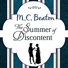 Summer of Discontent (       UNABRIDGED) by M. C. Beaton Narrated by Charlotte Strevens