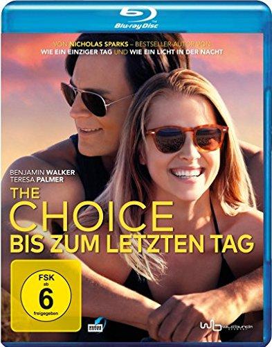 The Choice - Bis zum letzten Tag [Blu-ray]