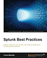 Splunk Best Practices Front Cover