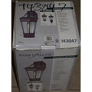 Click to buy Portfolio Coach Lantern from Amazon!