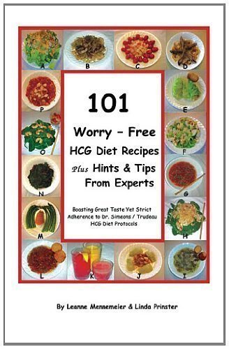 101 Worry – Free Hcg Diet Recipes Plus Hints & Tips From Experts 2nd (second) Edition by Prinster, Linda published by Everything Matters Publishing (2011) Paperback