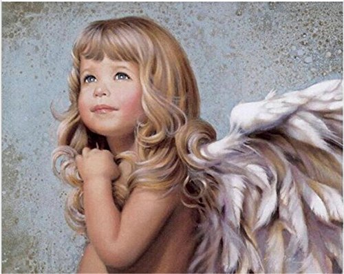 Angel Diy Paint by Number Kits