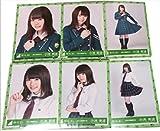 欅坂46 生写真 サイレント 2ndシングル衣装 6種 小池美波