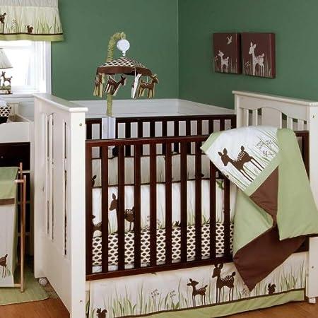 Willow Organic Baby Bedding