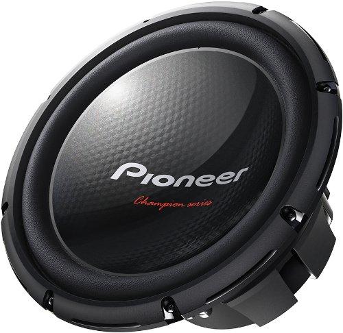 "Pioneer 12"" Dvc 4Ohm Woofer 1400W (Tsw310D4)"