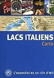echange, troc Gallimard loisirs - Lacs italiens