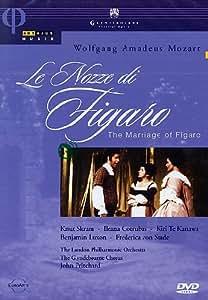 Mozart - Le Nozze di Figaro / Te Kanawa, Cotrubas, von Stade, Luxon, Skram, Fryatt; Pritchard, Glyndebourne Opera