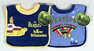 The Beatles Yellow Submarine Bib