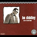 """Rare and Well Donevon """"Bo Diddley"""""""
