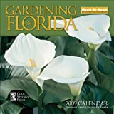 img - for Gardening in Florida: 2009 Wall Calendar (Month-By-Month Gardening in Florida) book / textbook / text book