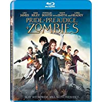 Pride And Prejudice And Zombies (Blu-ray + Digital HD)
