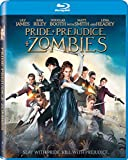 Pride & Prejudice & Zombies [Blu-ray] [Import]