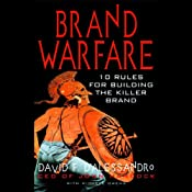 Brand Warfare: 10 Rules for Building the Killer Brand | [David D'Alessandro]
