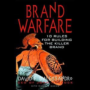 Brand Warfare Audiobook