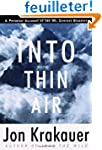 Into Thin Air: A Personal Account of...