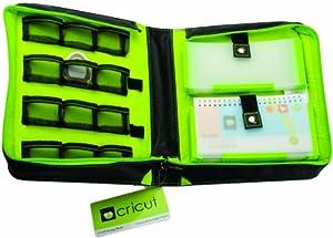 Cricut Cartridge Storage Binder, Black