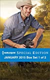 Harlequin Special Edition January 2015 - Box Set 1 of 2: Never Trust a Cowboy\The Homecoming Queen Gets Her Man\Romancing the Rancher