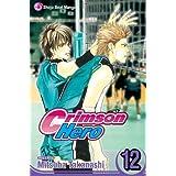 Crimson Hero, Vol. 12 ~ Mitsuba Takanashi