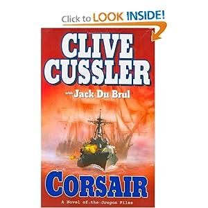 Corsair - Clive Cussler