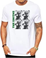 The Smiths Meat Is Murder Men's Fashion Quality Heavyweight T-Shirt.