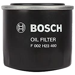 Bosch F002H234908F8 High Performance Spin-on Replacement Lube Oil Filter
