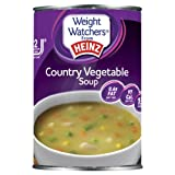 Heinz Weight Watchers Country Vegetable Soup 295 g (Pack of 12)