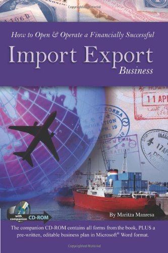 How to Open & Operate a Finanacially Successful Import Export Business