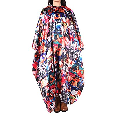Docooler® Professional Hair Styling Cape Haircuting Nylon Gown Hair Salon Equipment