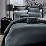 7PC- King/Cal.King Veronica Duvet Cover Set By Hotel Collection