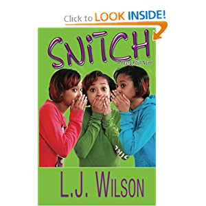 African American book review for Snitch by L.J. Wilson