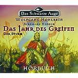 Das Schwarze Auge - Das Jahr des Greifen / Der Sturm, Hörbuch auf 6 CDs