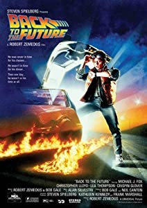 Back To The Future - One-sheet - Maxi Poster - 61 cm x 91.5 cm