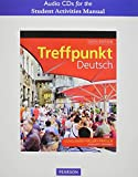 img - for Student Activities Manual Audio CDs for Treffpunkt Deutsch: Grundstufe book / textbook / text book