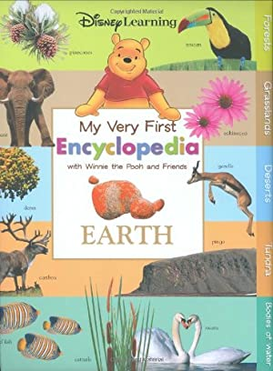My Very First Encyclopedia with Winnie the Pooh and Friends: Earth (Disney Learning)