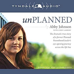 Unplanned Audiobook