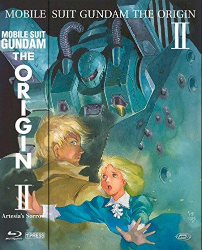 Mobile Suit Gundam - The Origin II - Artesia's Sorrow (First Press)